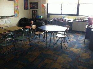 Lynch classroom